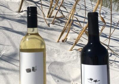 Cellar Tonic Wine Glasses Fine Spirits White Wine Red Wine BNIB
